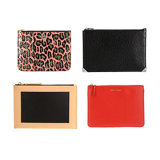 Best Designer Pouches & Purses Under $350: Balenciaga, Kenzo