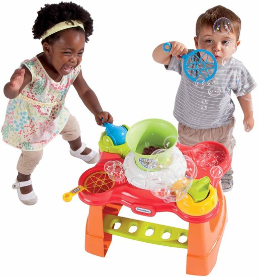 Little Tikes Bubble Machine