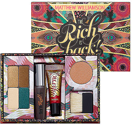 Benefit Cosmetics Matthew Williamson - The Rich Is Back!