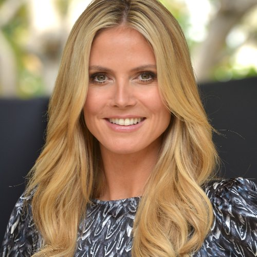 Heidi Klum's Favourite Beauty Products