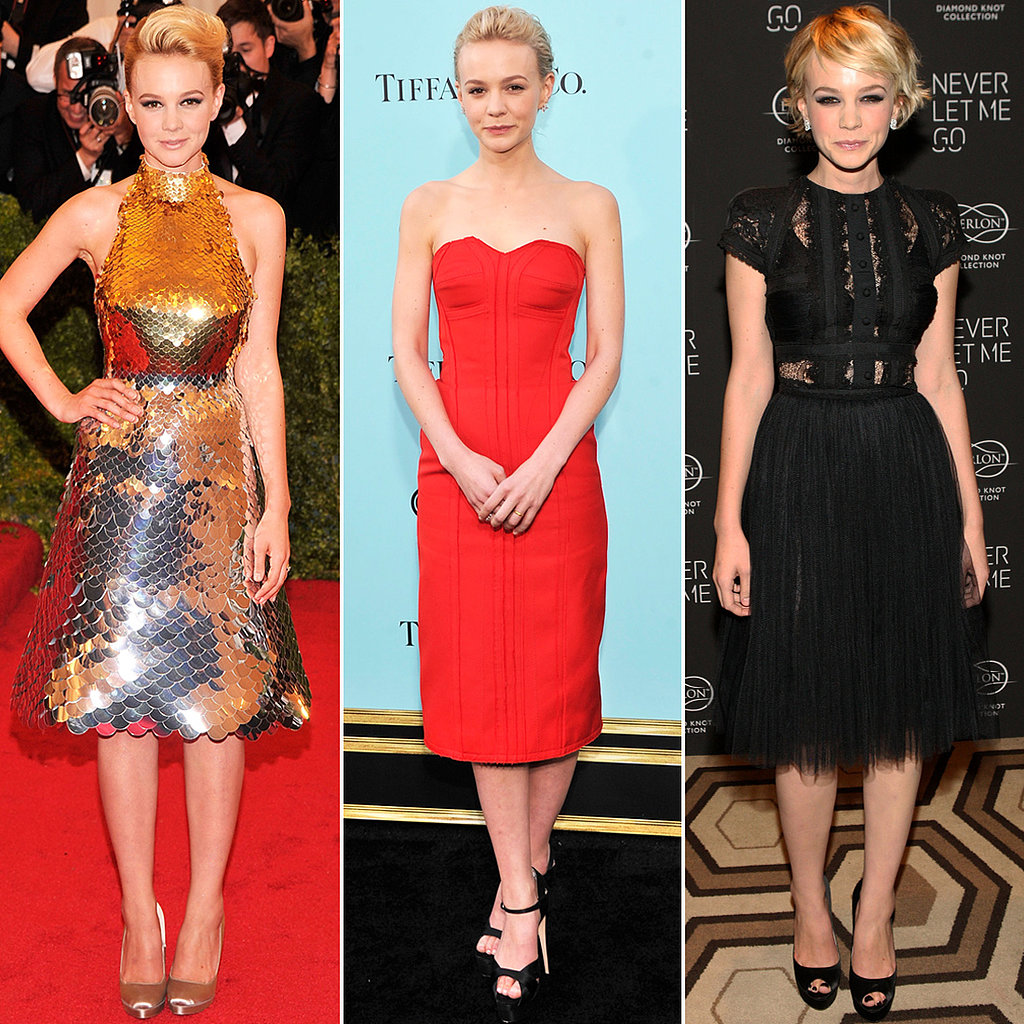 The Great Carey Mulligan: 43 Roaring Red Carpet Moments