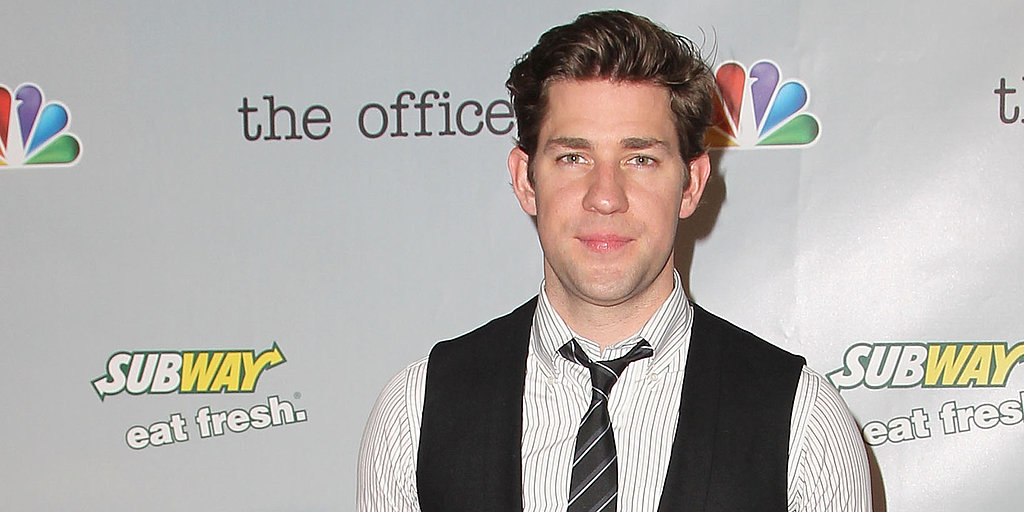"""I Threw Up in My Mouth"" and Other Candid Quotes From John Krasinski"