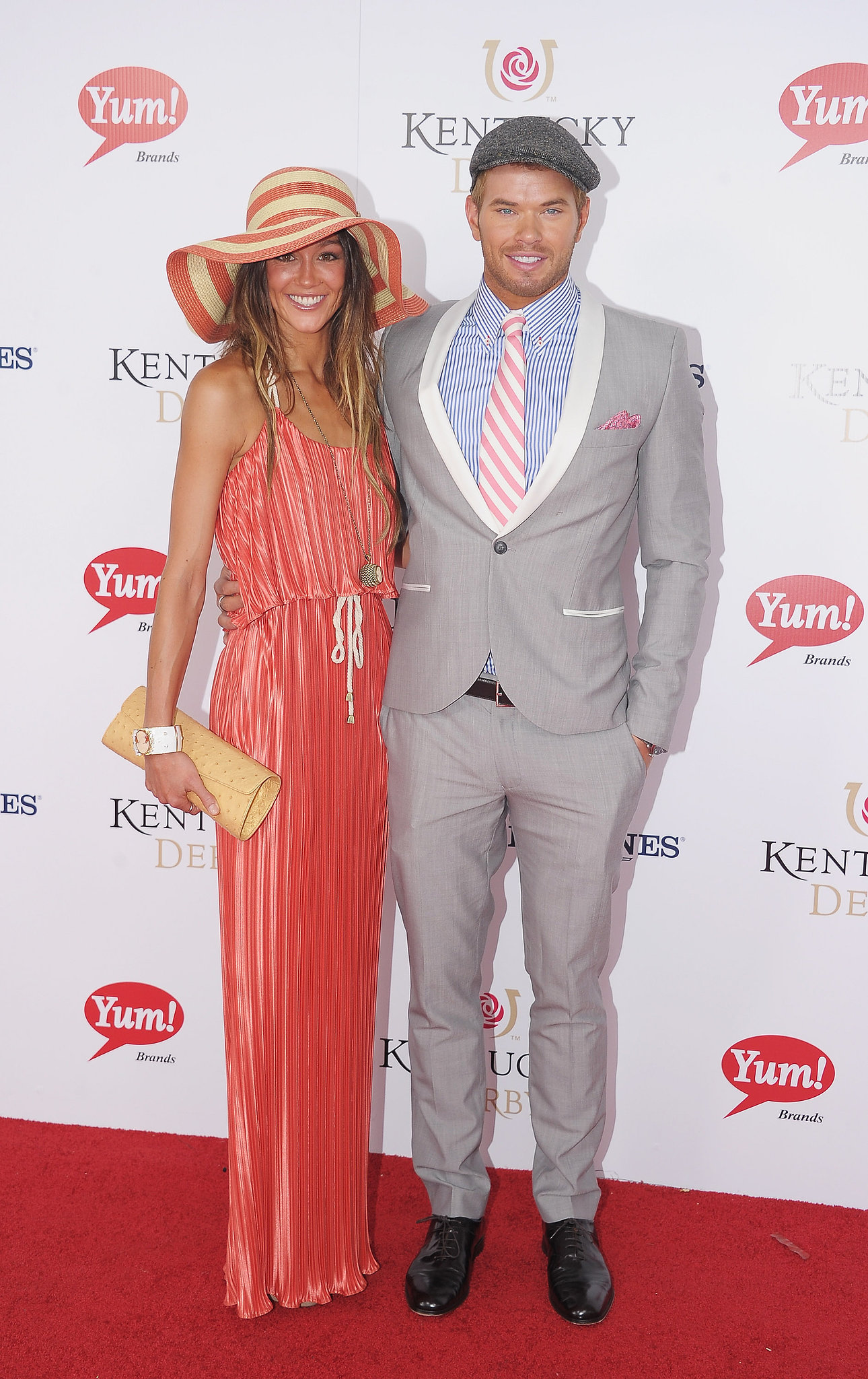 lutz dating The following winter he met aussie actress sharni vinson at a reading for step up 3d and they began dating kellan lutz: related content mar 02.