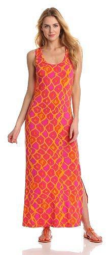 Hatley Women's Ikat Print Maxi Dress