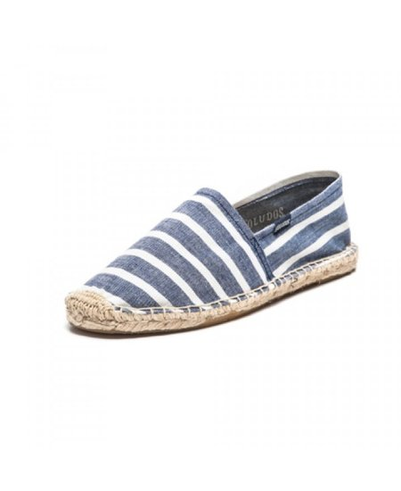 This Soludos classic stripe espadrille ($36) was made for weekends at the beach and sunny picnics.