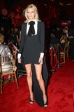 Anja Rubik wore Saint Laurent at the 2013 Delete Blood Cancer gala in New York. Source: Joe Schildhorn/BFAnyc.com