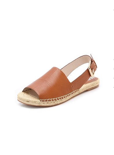 We can already picture the endless styling opportunities with this chic Kors Michael Kors Blythe espadrille sandal ($116, originally $165).