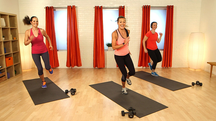 Ten-Minute Bikini Tone-Up: Lower Body and Cardio