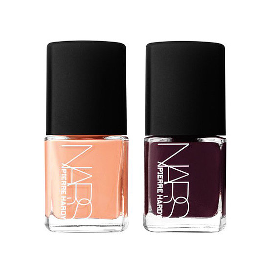 The Nars x Pierre Hardy Nail Polish Pair in Sharplines ($29) makes for a perfect manicure and pedicure combo. We love the summery peach paired with a rich aubergine.