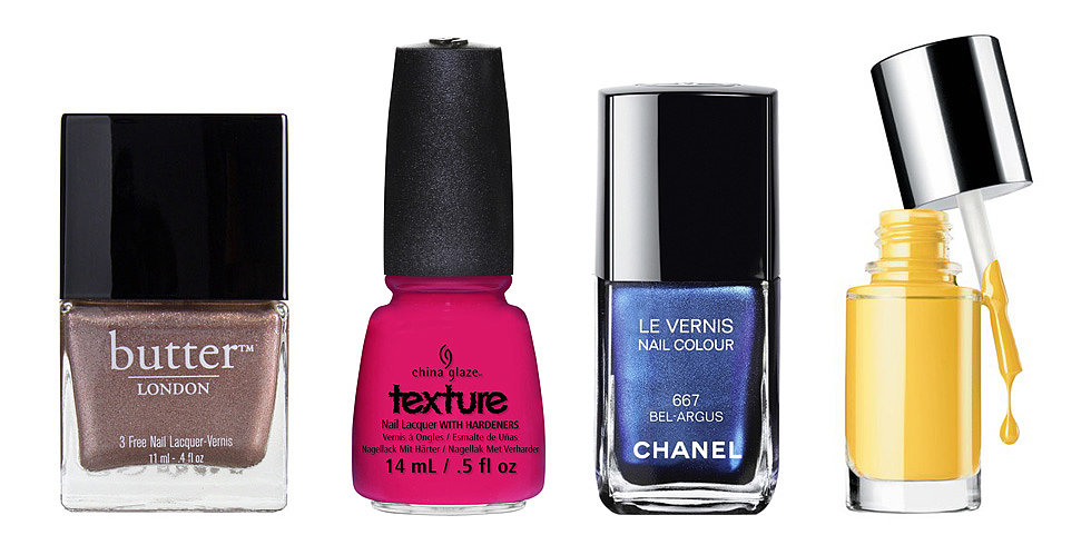 All the New Polish Shades Perfect For May