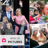 A Dutch King Is Crowned, Same-Sex Marriage Gets a Boost, and Kate Lends a Hand