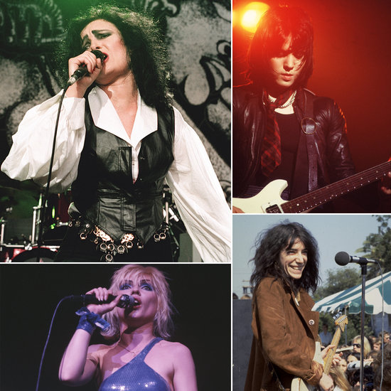 Fierce Females Who Took Punk by Storm
