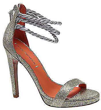 Via Spiga Penelope Metallic Sandals