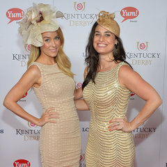 Celebrities At Kentucky Derby: Lauren Conrad, Armie Hammer