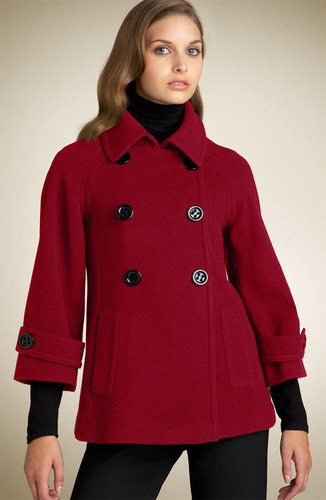 Three-quarter sleeve coats