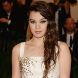Hailee Steinfeld on Met Gala 2013 Red Carpet