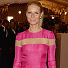 Gwyneth Paltrow Pics in Pink Valentino at 2013 Met Gala