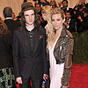 Sienna Miller at the Met Gala 2013