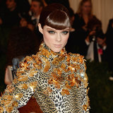 Coco Rocha Hair at Met Gala 2013 | Red Carpet