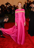 Gwyneth Paltrow at the Met Gala 2013.