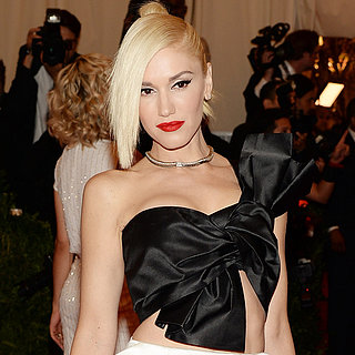 Gwen Stefani at the Met Gala 2013