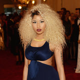 Nicki Minaj Hair at Met Gala 2013 | Red Carpet
