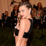 Miranda Kerr on Met Gala 2013 Red Carpet