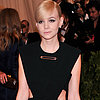 Carey Mulligan at the Met Gala 2013