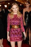 Kate Bosworth at the Met Gala 2013.