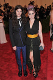 Kelly Osbourne and Matthew Mosshart in 2013