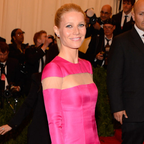Gwyneth Paltrow on Met Gala 2013 Red Carpet