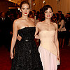 Met Gala Stylish Couples on the Red Carpet 2013
