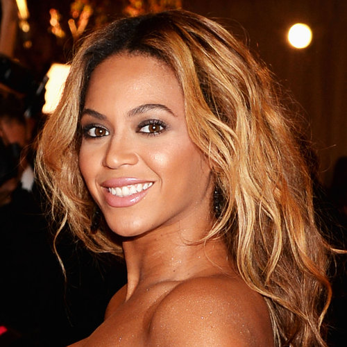Beyonce Knowles at the 2013 Met Gala
