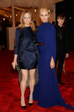 Cameron Diaz and Stella McCartney at the Met Gala 2013.