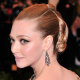 Amanda Seyfried Hair at Met Gala 2013 | Red Carpet