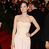 Marion Cotillard on Met Gala 2013 Red Carpet