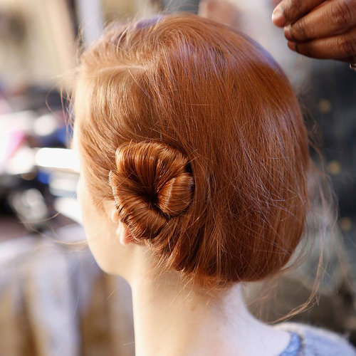 Runway Hairstyles to Help Inspire Brides