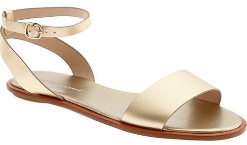 Maribel Ankle-Strap Flat