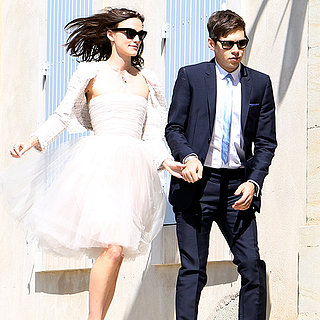 Keira Knightley Wears Rodarte Wedding Dress | Video
