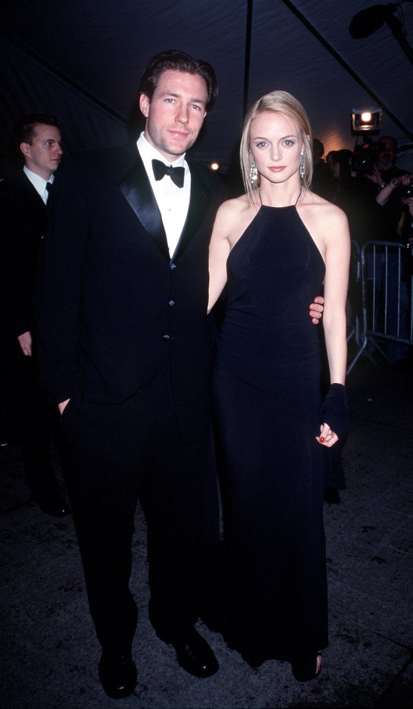 Ed Burns and Heather Graham in 1999