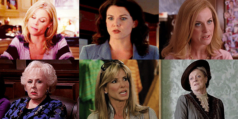 Advice From Clair Huxtable, Roseanne, and Other Onscreen Moms