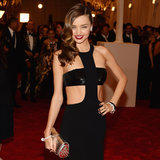 Cutout Dresses at Met Gala 2013