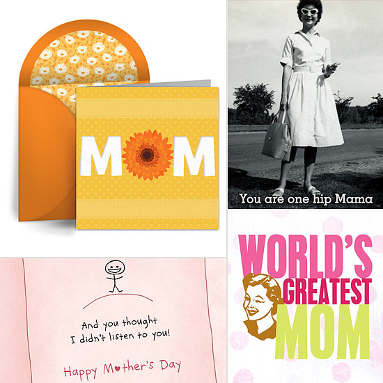 Digital Cards That Tell Mom She's the Best