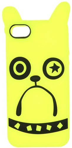 Marc by Marc Jacobs - Pickles Phone Case for iPhone 5 (Fluoro Yellow) - Electronics