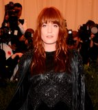 Florence Welch rocked a sexy shag for the Met Gala.