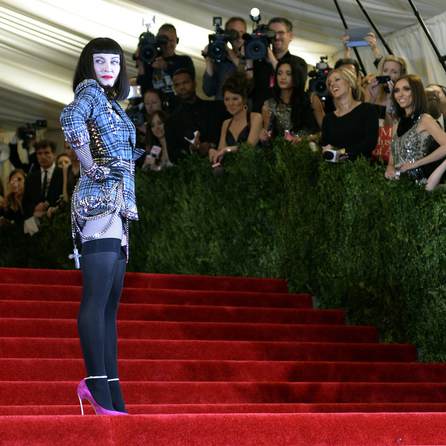 Madonna at the 2013 Met Gala