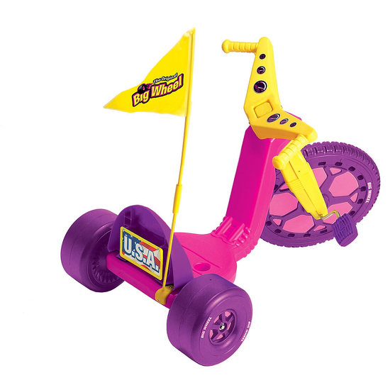 Original Big Wheel Spin-Out Racer Tike — 16 inch