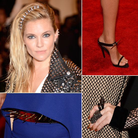 Punk Party: 22 Spiked Accessories to Get In On the Met Gala Fun