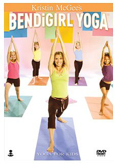 To Watch: Kristin McGee's Bendigirl Yoga DVD