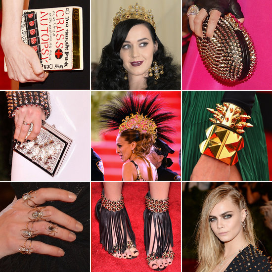 The Best Jewels, Bags, and Heels to Hit the Met Gala Stairs